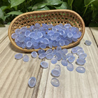 Blue Sapphire Blueblue Multi Gemstone Blue Chalcedony Cabochons Multi Sapphire Choose Size And Shape Mix Gem Loose Gemstone