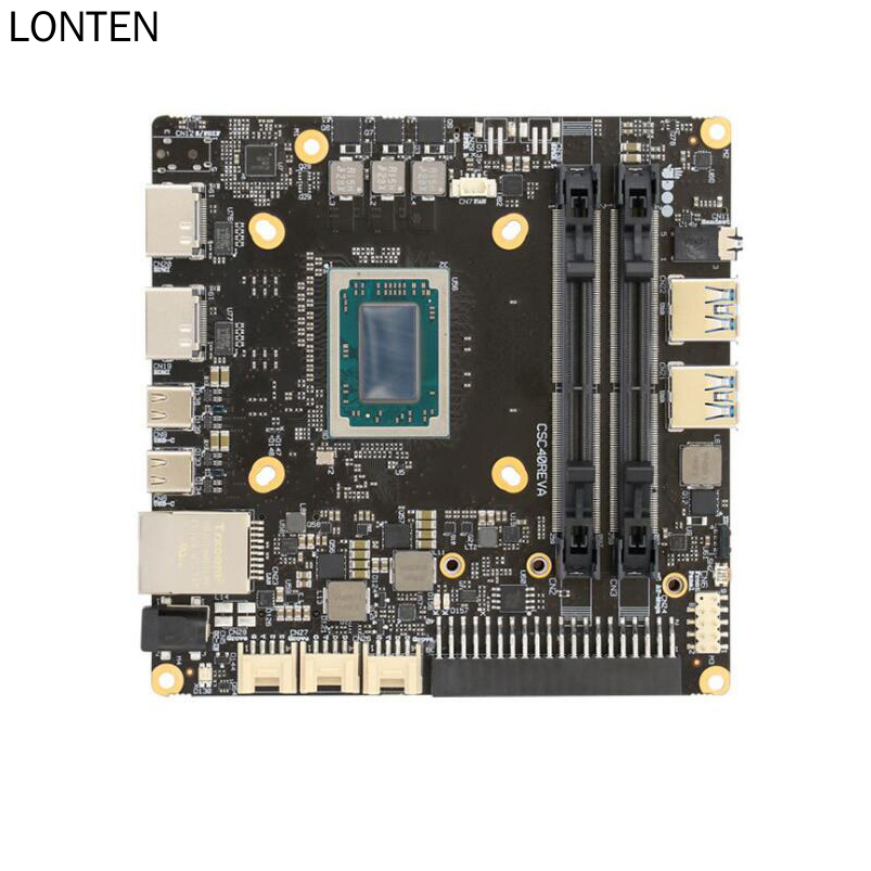 Lonten Original Single Board Computers UDOO BOLT V8/V3 the -new AMD Ryzen Embedded <strong>V1000</strong> SoC