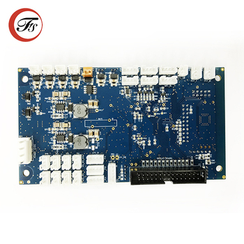 China Electronic Products PCB/PCBA Supplier Universal Pcba Board For TV Smart Board PCB Assembly