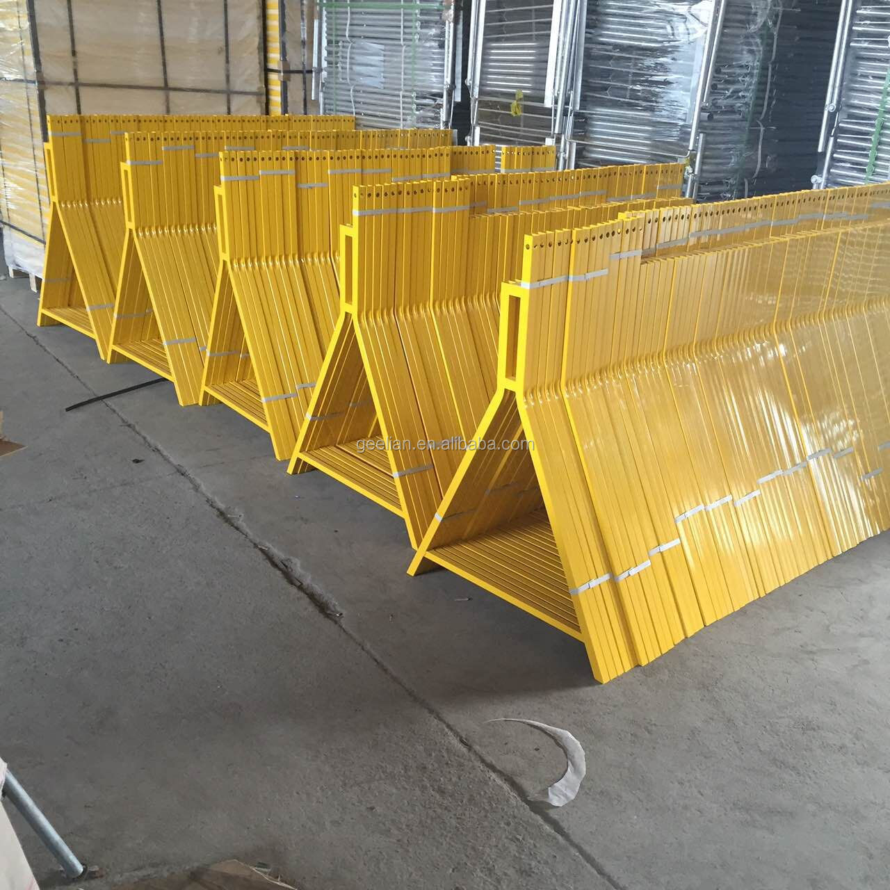 Made in China barricade / crowd control barrier / barricade fence