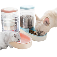 Wholesale Custom New Design Automatic Pet Food and Water Feeder for Dogs Cats