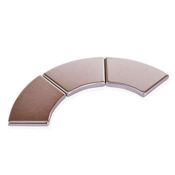 attractive factory price powerful force sintered rare earth N48 Neodymium magnet for generator