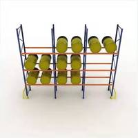 Heavy Duty Steel Mould Rack for Warehouse Storage Shelf System