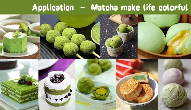 hot selling natural matcha tea green tea powder - 4uTea | 4uTea.com