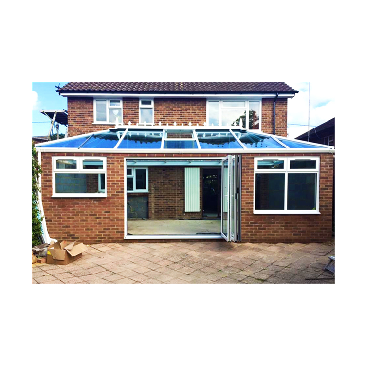 Australian AS2047 AS1288 AS2088  Factory produce nice quality double glazed Bi-fold door