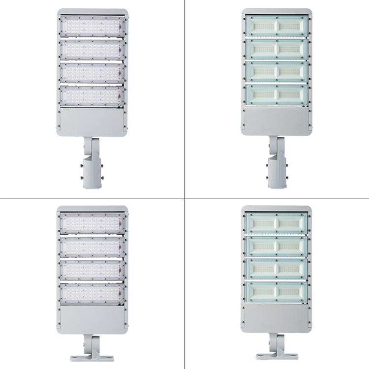 DLC ETL CETL LED Street Light 50W 100W 150W 200W 250W 300W LED Shoebox Parking Lot Area Light
