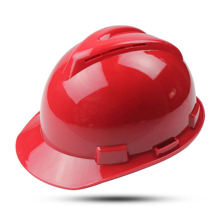 Construção de Ar Condicionado Chapéu Duro de Proteção Capacete de Segurança Industrial