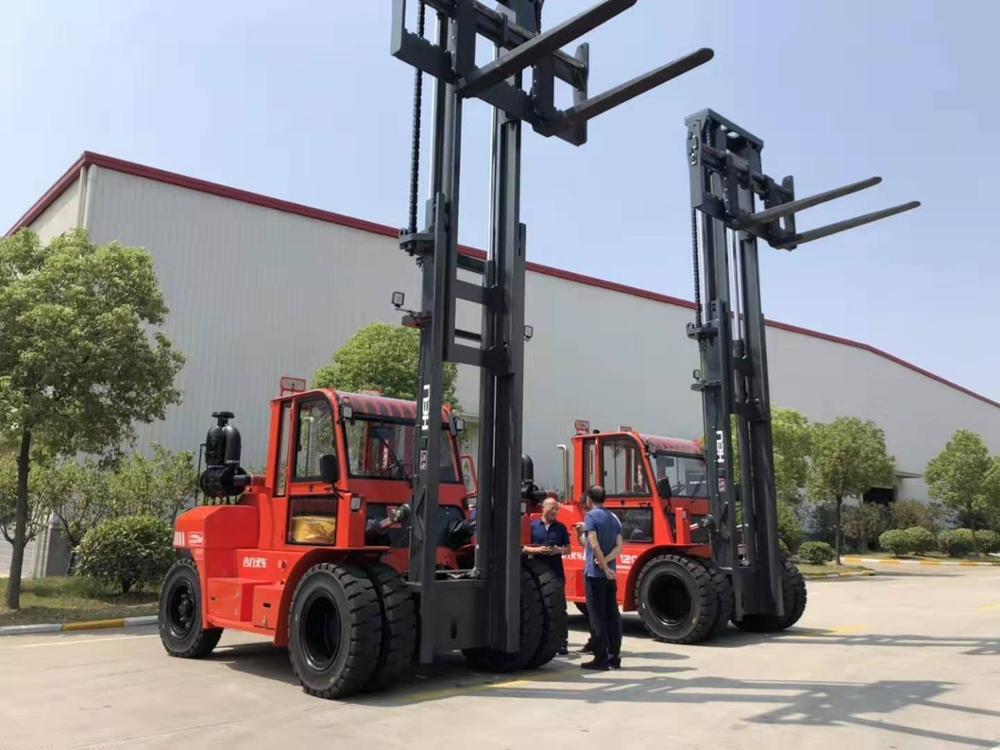 Anhui Heli G Series 32 ton diesel engine balance forklift CPCD320
