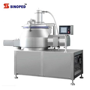 FL series High Efficiency Fluid Bed Drier with CE approved Medicine lab scale fluid bed dryer