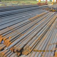 Hard drawn twisted zinc coat DINSt52-3U DINS355J2G3DINSt52-3N round steel