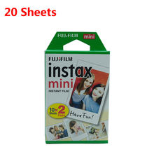 10-300 листов Fuji Fujifilm instax mini 9 8 пленок с белыми краями для мгновенной печати mini 9 8 7s 25 50s 9 90 камера Sp-2 фотобумага(Китай)