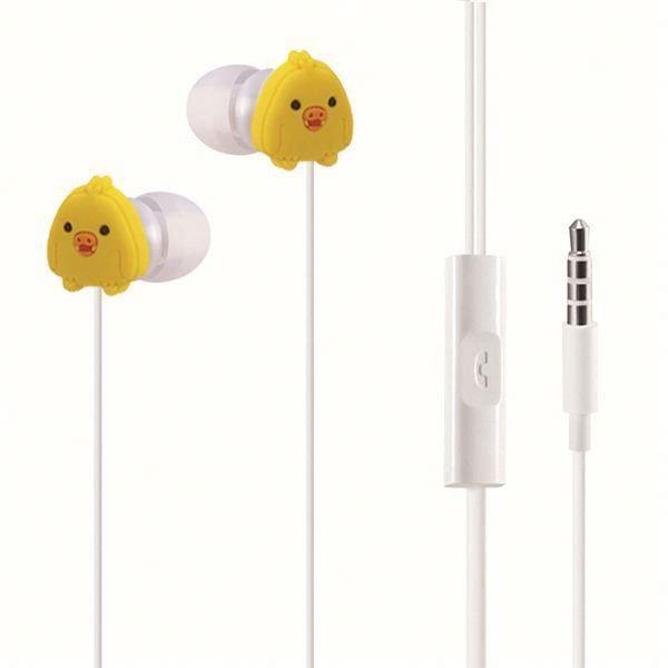 Factory hot sell OEM PVC wired cartoon earphone - idealBuds Earphone | idealBuds.net