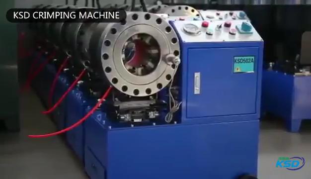 CE ISO finn power stil 1 Zoll 1.1/2 Zoll 2 Zoll Manuelle Hydraulische hand Gummi Schlauch Crimpen Maschine