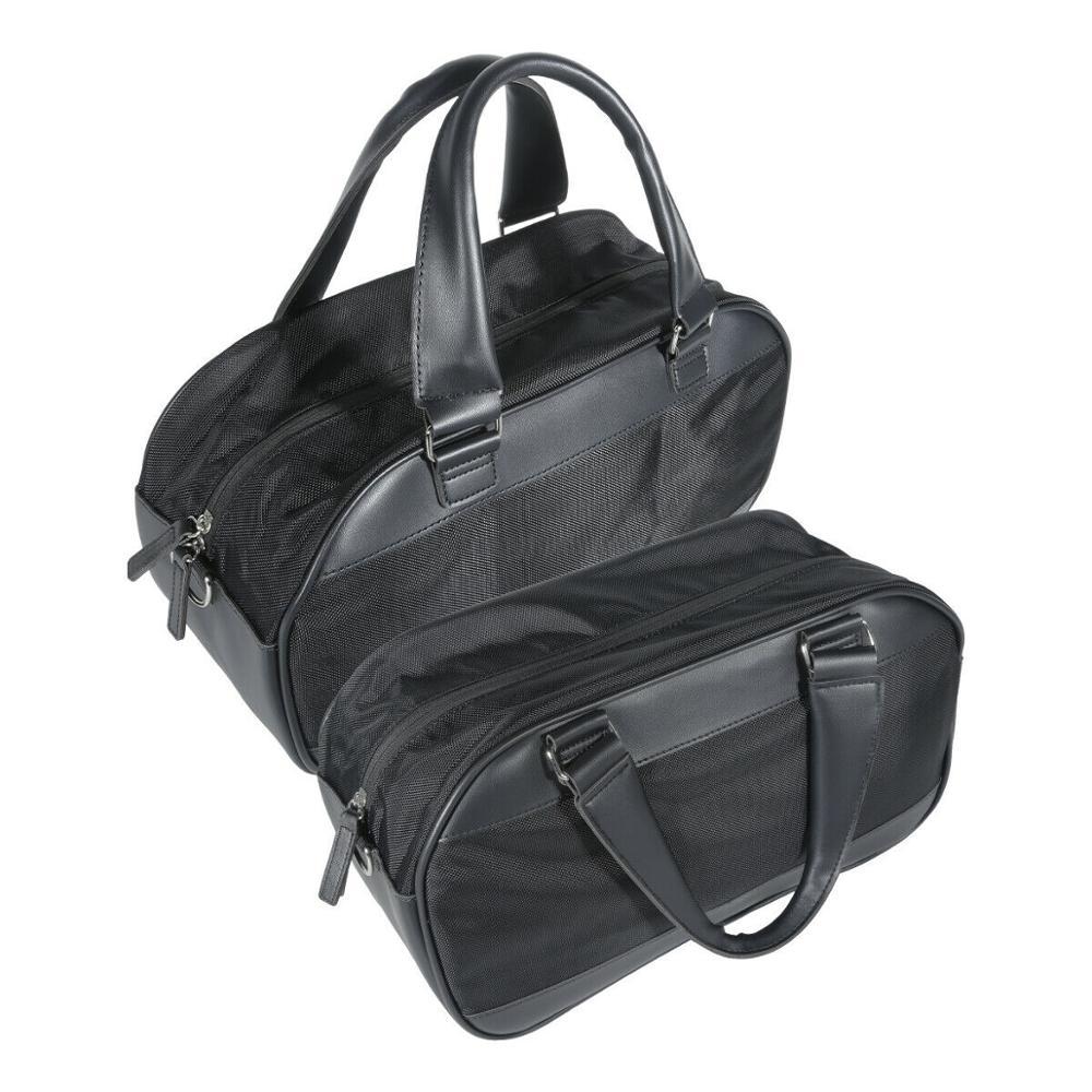 Черный чехол для мотоцикла, сумка-Органайзер для багажника, седельные сумки, набор вкладышей для Honda GoldWing GL1800 GL 1800 2018 19(Китай)