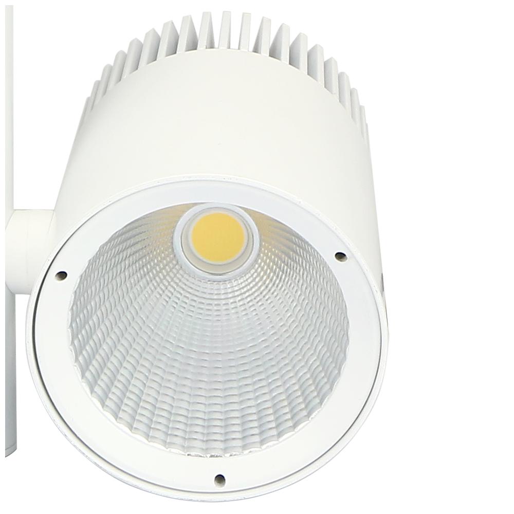 KCD beam angle adjust fast track torch light price led 12w 20w 30w track light cob