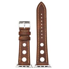 Ремешок для часов BEAFIRY, из натуральной кожи, 3/2/1, 42 мм, черный, коричневый(Китай)