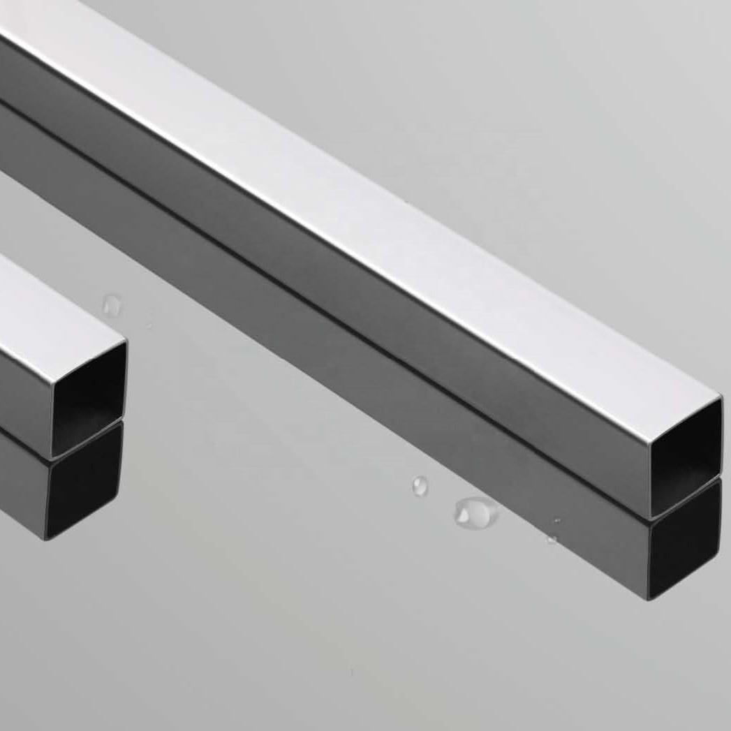 galvanized steel pipe 20x20 mm steel square tube