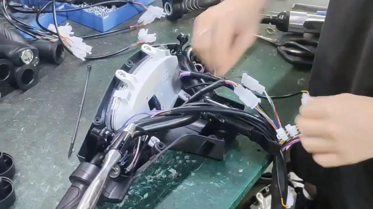 Angepasst Motor Power Batterie 600W Elektrische Dreirad Erwachsene