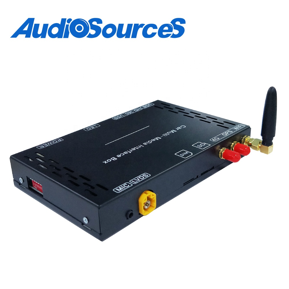 Android 9.0 System Interface Box with 4G for VW MQB Platform