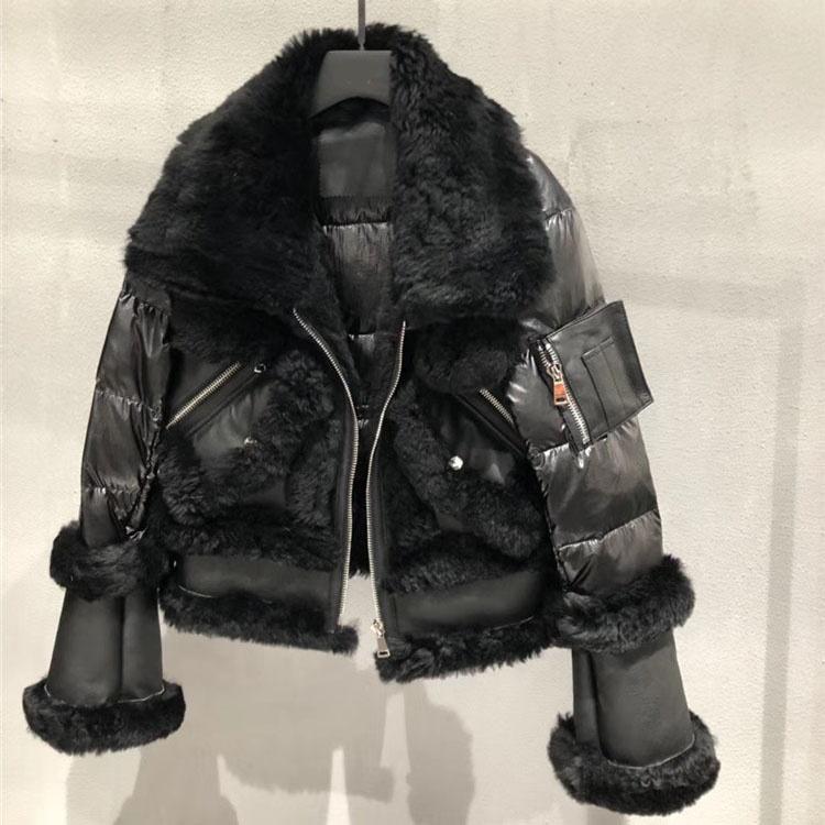 Kaufen Sie im Großhandel Waschbär Pelz Grau Schwarz 2019 zum