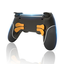 PS4 Elite <span class=keywords><strong>Controller</strong></span> met Peddels, Dual Trillingen PS4 2.4G Draadloze <span class=keywords><strong>Custom</strong></span> Game <span class=keywords><strong>Controller</strong></span> Joystick voor Play Station 4