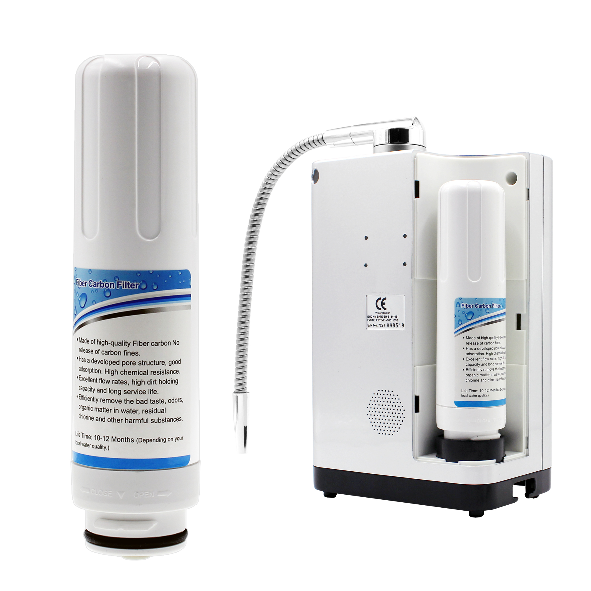 EHM Ionizer worldwide best water ionizer on the market suppliers for office-8