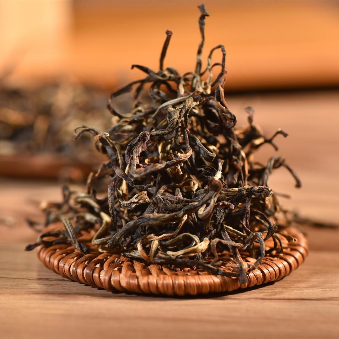 Huangshan High mountain yellow tea loose leaf organic - 4uTea | 4uTea.com