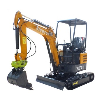 Small Mini Excavator Best Chinese Digger For Sale Uk Europe Market With Ce View Excavator Hightop Product Details From Shandong Hightop Group On Alibaba Com
