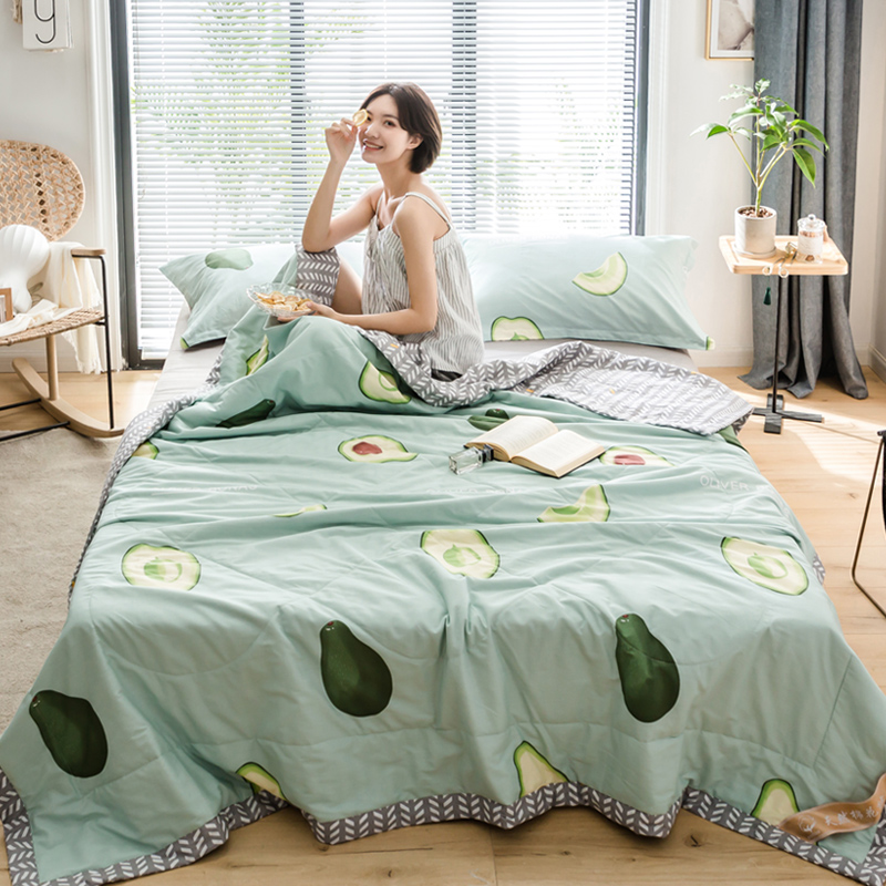 organic Xinjiang 100% cotton duvet cover printable summer  quilt sets cotton duvet cover