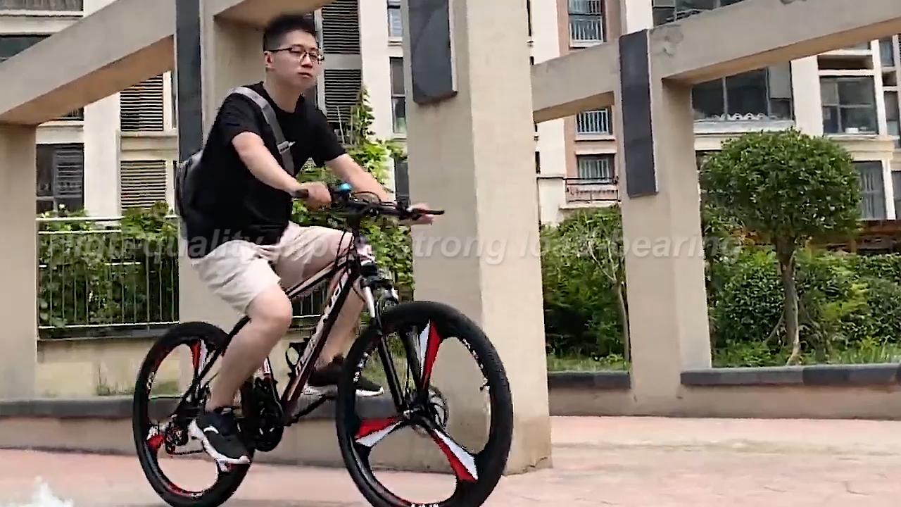 21 24 26 inç değişken hız dağ bisikletleri toptan fiyat Bicicleta bisiklet OEM yetişkin için