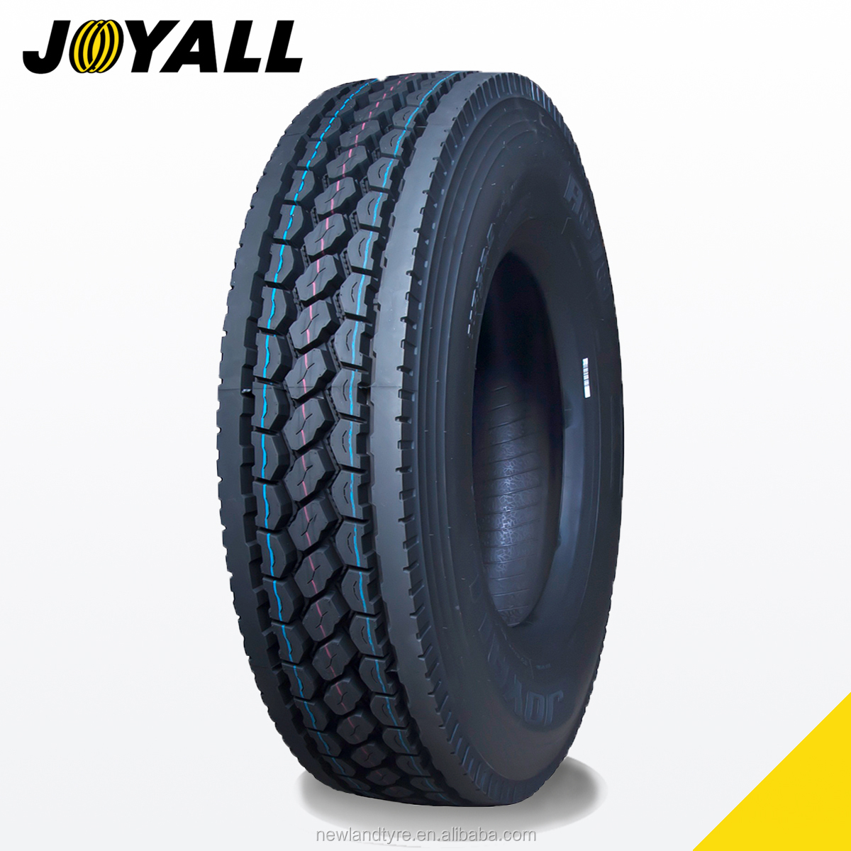 JOYALL RADIAL TRUCK MANUFACTURE <strong>TIRES</strong> 295/75R22.5 11R22.5 11R24.5 Radial Truck tyres