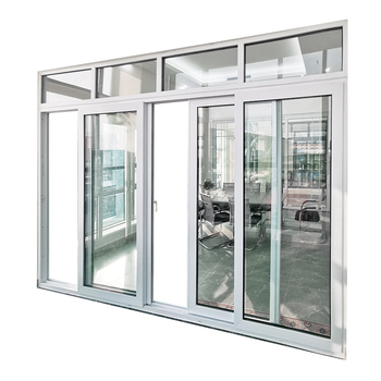 Made in China professional powder coated pvc security sliding door to room price