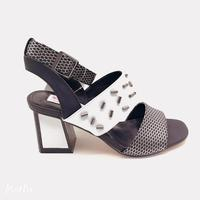 2019 fashion sexy chunky pump block women's sandals female shoes women heels for ladies high heel casual shoe