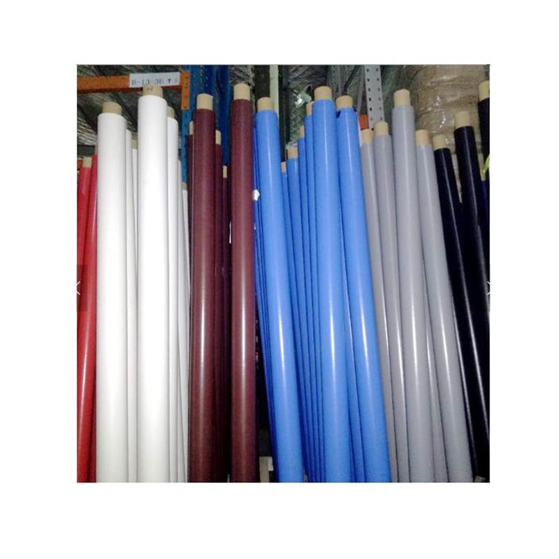 סיטונאי באיכות טובה בידוד PVC דבק חשמל ג 'מבו רול pvc יומן רול 1250mm-1280mm