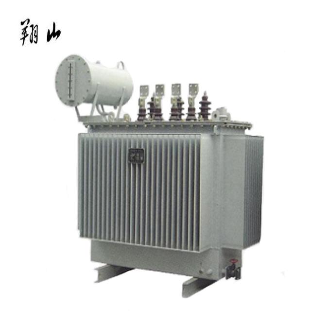 200kva passo para baixo transformador de distribuição de energia de alta tensão de 440v a 220v