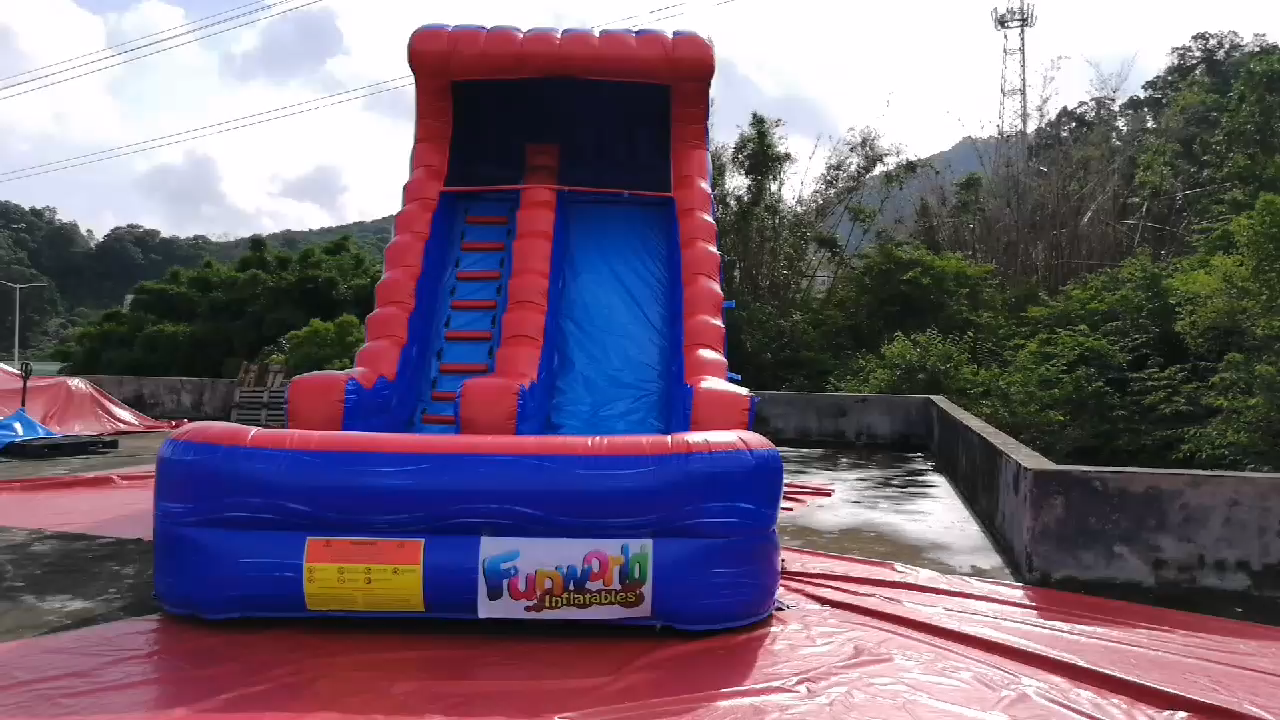 Inflatables kids 슬라이드 small 부 풀릴 수 풀 와 슬라이드 부 풀릴 수 워터