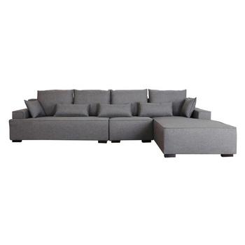 Living Room Modern Low Arm Sofa