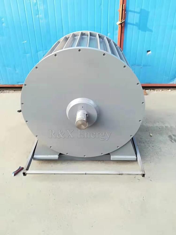 10kw three phase output type generator low rpm permanent magnet alternator