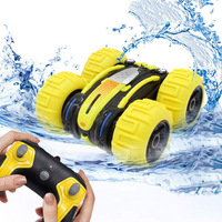 2 In 1 Boy Amphibious RC Car Christmas Gift Novelty Plastic Amazon Bestseller Hot Child Toys For Kids New 2019