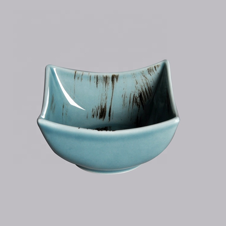 porcelain serving bowl dip