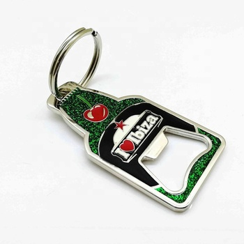 Customized shape personalised funny souvenir opener