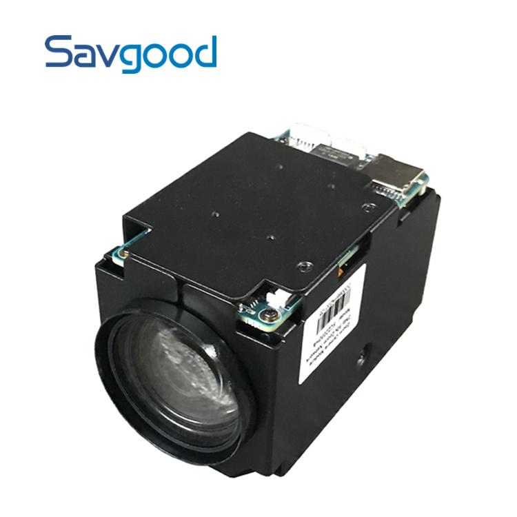SG-ZCM2030NL Savgood 2Mp 4.7~141mm 30x Optical Zoom SONY IMX327 Full HD 1080P Network IP Zoom Camera Module