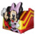 Commercial Mickey Mouse Inflatable Jumping Bouncer Castle Bouncy Playhouse