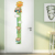 YIYAO Growth Height Chart Wall Stickers Wall Decals