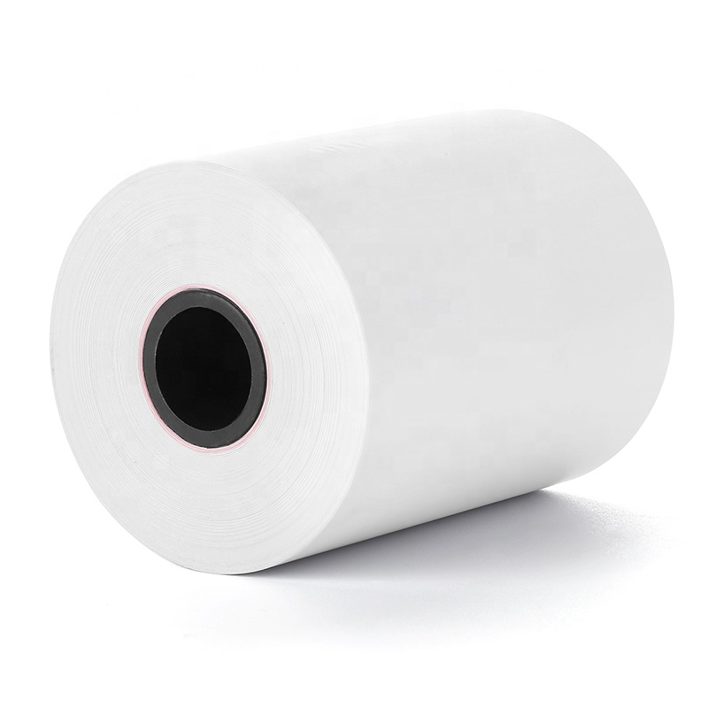 Hot sale pos machine thermal paper rolls in Sale online thermo papers roll