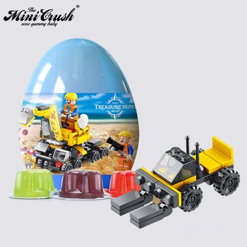 2019 new construction vehicle magic egg toy for kid