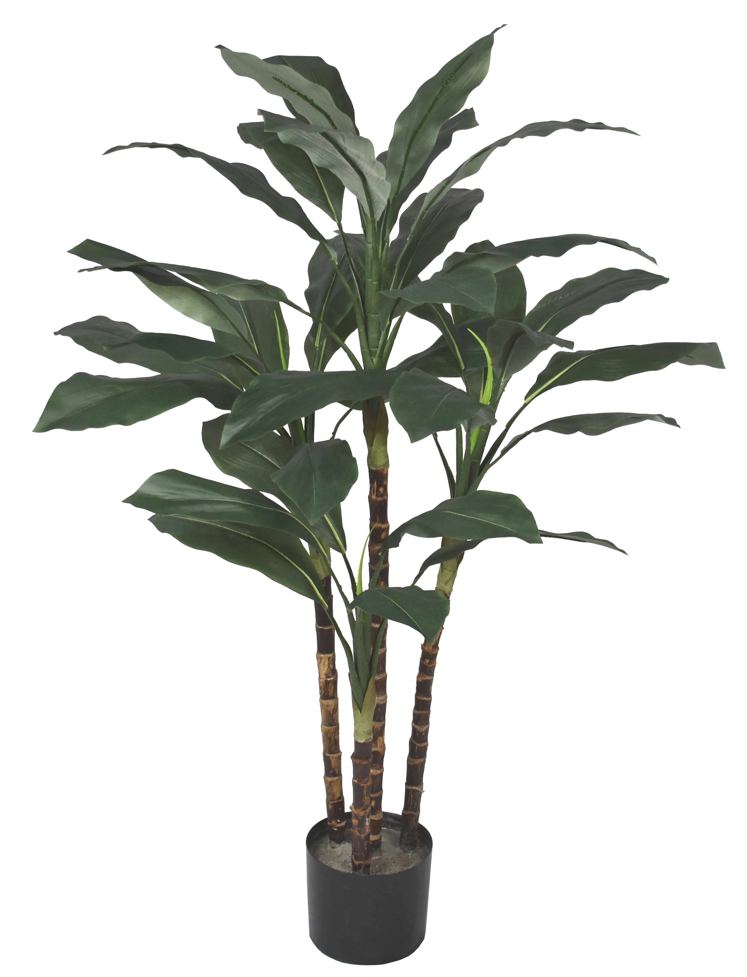 SUN FUNG own factory good quality Outdoor Artificial Natural Trunk fiddle leave Tree Amazon supplier