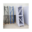 Easy Easy Installation Adjustable Industrial Warehouse Storage Shelves