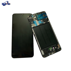100% Tested well mobile phone A70 lcd For Samsung Galaxy A70 LCD A705 A705F Display Touch Screen Digitizer Assembly