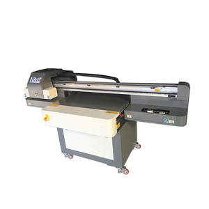 Direct to Substrate Printing Machine Flatbed Digital 6090 UV Printer